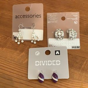 Divided H&M Jewelry Lot